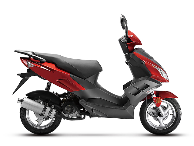 Scooter F22